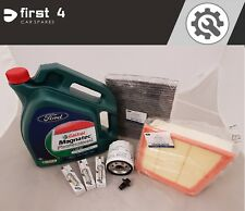 NEW GENUINE FORD FIESTA ECOBOOST 1.0L 2012> SERVICE KIT INC. OIL AND ALL FILTERS