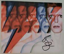David Bowie - Hand Signed 8x10 - Autographed Photo - Hologram coa
