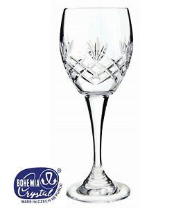 Bohemia Crystal Bolero Wine Glasses 210ml 6pc full lead crystal 131.007 2k