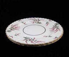 """Royal Worcester DUNROBIN Dinner Plates (2) 10-1/2""""  Pattern #Z1918 Excellent!!"""