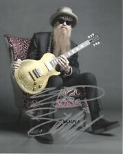 BILLY GIBBONS REPRINT AUTOGRAPHED 8X10 SIGNED PICTURE PHOTO COLLECTIBLE ZZ TOP