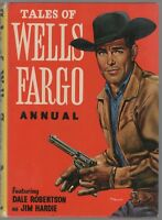Tales of Wells Fargo Annual by Douglas Enefer (1959 Hardback)