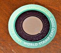 CatalinaStamps: US Stamp #3412 MNH Sheet, World Stamp Expo, CV=$48, #B3