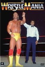 WWE: WrestleMania I, Good DVD, Mr. T,Hulk Hogan, World Wrestling