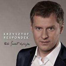 Krzysztof Respondek - Taki swiat kupuje (CD) 2013 NEW