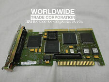 IBM 2415 11H3600 RS6000 SCSI-2 Fast/Wide Adapter/A (Type 4-7) RISC pSeries Card