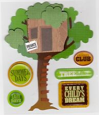 *TREE HOUSE* K & Company Life's Little Occasions Stickers Theme: Children - Play