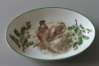 "British Airways Royal Doulton china Trinket Dish ""Pheasant"" design"
