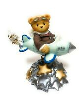 Cherished Teddies 542644 Milton - Wishing For A Future As Bright As The Stars