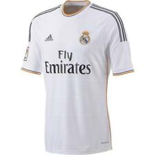 Maillots de football blanc adidas manches courtes