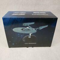 Eaglemoss Star Trek U.S.S  Vengeance Space Ship  Die Cast Model Nrand New