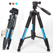 Zomei Q111 Professional Portable Aluminum Tripod W Bag for camera&camcorder Blue
