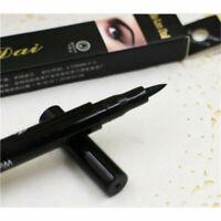 1 * Women Beauty Makeup Cosmetic Eye Liner Pencil Black Liquid Eyeliner Pen New