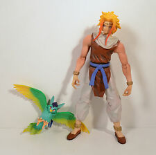 "2002 Suzaku & Murugu 8"" Series 2 Anime Action Figure Yu Yu Hakusho Ghost Files"