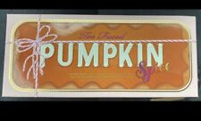 Too Faced Pumpkin Spice Warm & Spicy Eye Shadow Palette Limited Edition