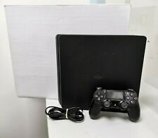 Consola SONY PlayStation 4 Slim 1TB Negra PS4 + MD + CABLE - 1 Year Warranty