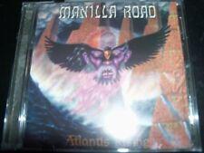 Manilla Road – Atlantis Rising CD – Like New