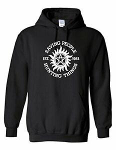 Inspired Funny Saving Hunting Things 79 Hooded Sweatshirt