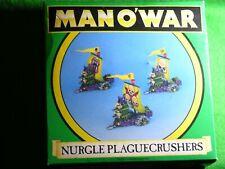 Games Workshop hombre o guerra, Nurgle flota anuncio de varios