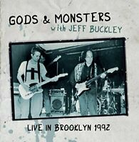 Gods & Monsters with Jeff Buckley - Live In Brooklyn 1992 (2017)  2CD  NEW