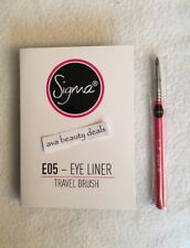 NEW SIGMA E05 - Eye Liner EYELINER Travel Brush in PINK