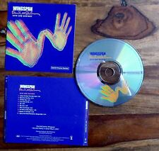 Paul McCartney Wings Wingspan CD special advance sampler US Capitol 10 Track