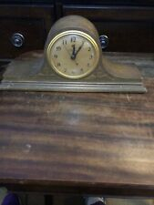 Vintage Electric Telechron Mantle Clock, Working