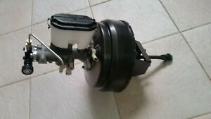 Holden Commodore VT Master Booster conversion - proportioning valve & New M/C