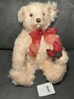 Steiff Nicolas- The Lucky Bear, EAN 681349, 2009 Ltd Ed Jointed Mohair