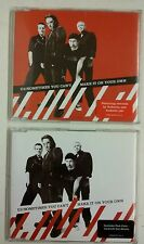 U2 Sometimes You Can't Make It On Your Own Cd-Single X2 UK 2005