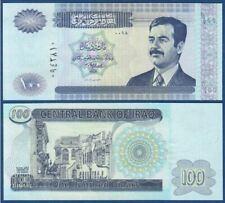 Iraq 100 Dinar 2002 (UNC) 全新 伊拉克 100第纳尔纸币