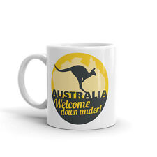 Australia High Quality 10oz Coffee Tea Mug #4339