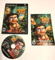 Tak and the Power of Juju (Sony PlayStation 2, 2003) PS2