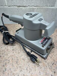 Porter Cable 505 HD Finishing Pad Sander