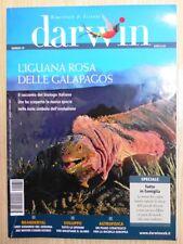 Rivista bimestrale di Scienze DARWIN n 30 L' Iguana rosa delle Galapagos