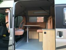 LWB Campervans with Anti-Lock Brakes