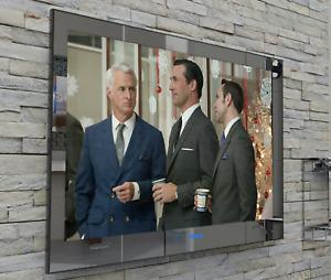 """32"""" NEW ANDRIOD Waterproof Bathroom LED TV Mirror SMART TV 2021 PRE ORDER"""