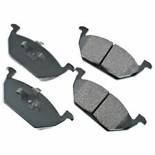 FRONT BRAKE PADS for VOLKSWAGEN SEMI METALLIC BEETLE BORA GOLF JETTA LUPO POLO