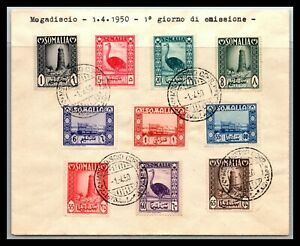 GP GOLDPATH: SOMALIA COVER 1950 _CV699_P06