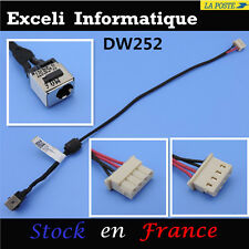 Dc Jack Socket & Cable Wire PC portable TOSHIBA SATELLITE C675-S7200