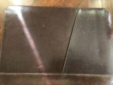 New Listingtimberland Leather Zippered Binder 10 X 13 12