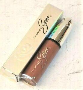 MAC Selena La Reina BIG BERTHA Retro Matte Liquid Lip Colour 💯Authentic NIB💜💋