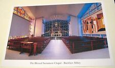 England The Blessed Sacrament Chapel Buckfast Abbey Devon 262020 - unposted