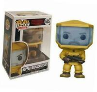 FUNKO POP 525 HOPPER STRANGER THINGS FIGURINE VINYLE