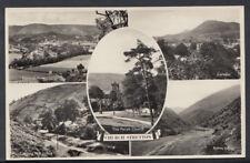 Shropshire Postcard - Views of Church Stretton   RS7135