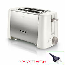NEW Philips HD4825/00 Daily Collection Toaster Compact Size 2 Slot 220-240V