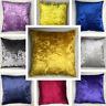 Handmade Crushed Velvet Cushion Cover Sofa Pillow Case Various Sizes Available