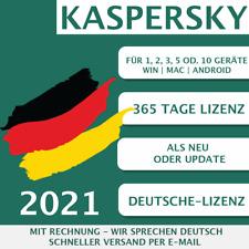 Kaspersky Internet Security 2021 DE [1 PC, 2 PC, 3 PC, 5 PC  10PC  GERÄTE USER]