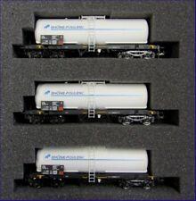 RAME DE 9 WAGONS CITERNES ( RHONE POULENC ) - SNCF - ELECTROTREN -1/87- Neufs