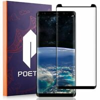 "Poetic Tempered Glass Screen Protector ""Case Friendly"" For Samsung Galaxy Note 8"